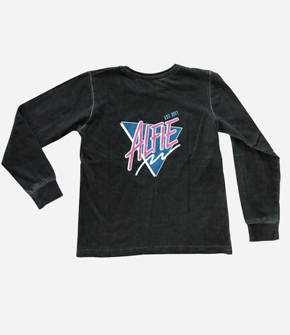 80's Washed Out Shred Fest LS