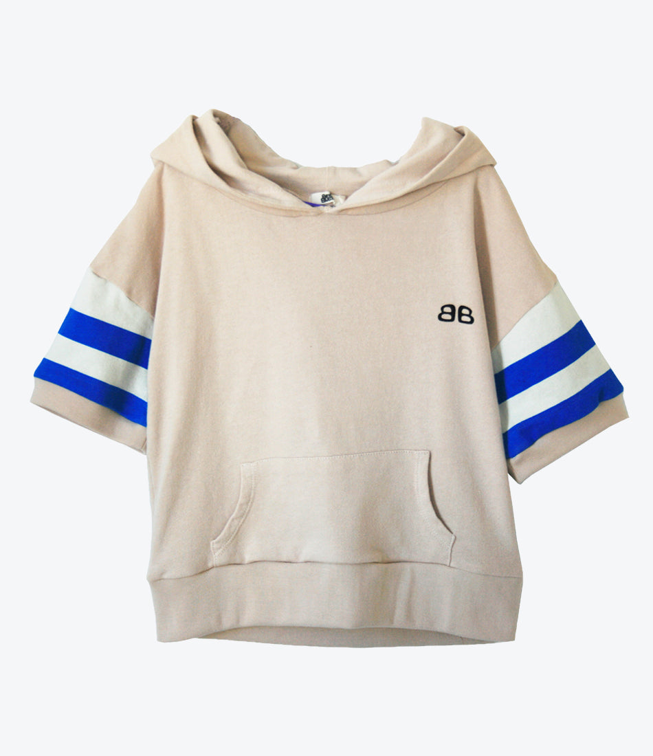 Baja Short Sleeve Sweatshirt by Bandy Button. Cool, designer clothing  for kids, auckland, nz