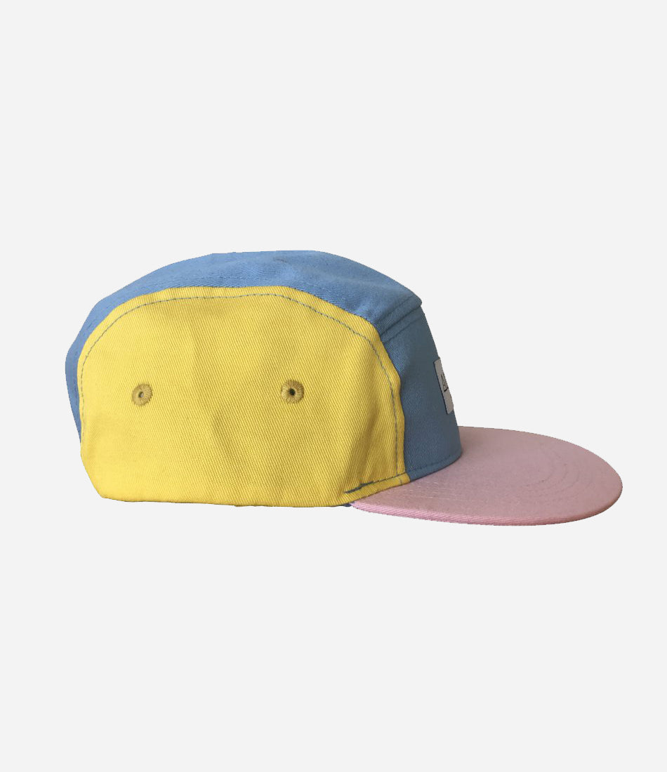 Miss Block Party 5 Panel Cap