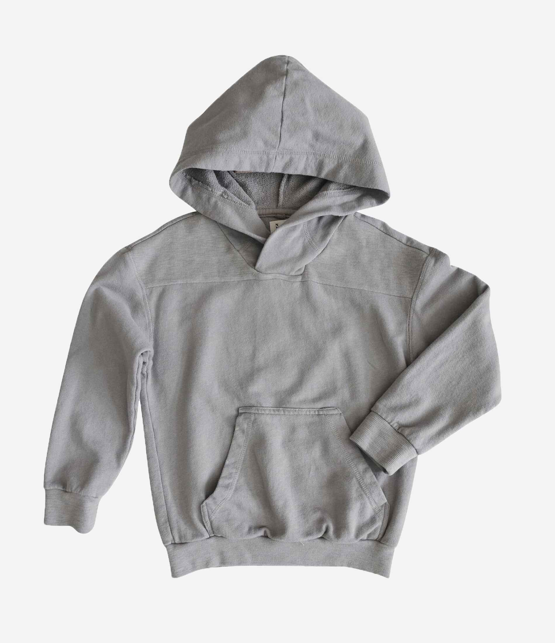 Nico Nico Absolute Hoodie in Taupe. Unisex, girls, boys. Organic cotton. Cool clothing for kids. For the ultimate chill vibes. Find now at Made Mini NZ auckland