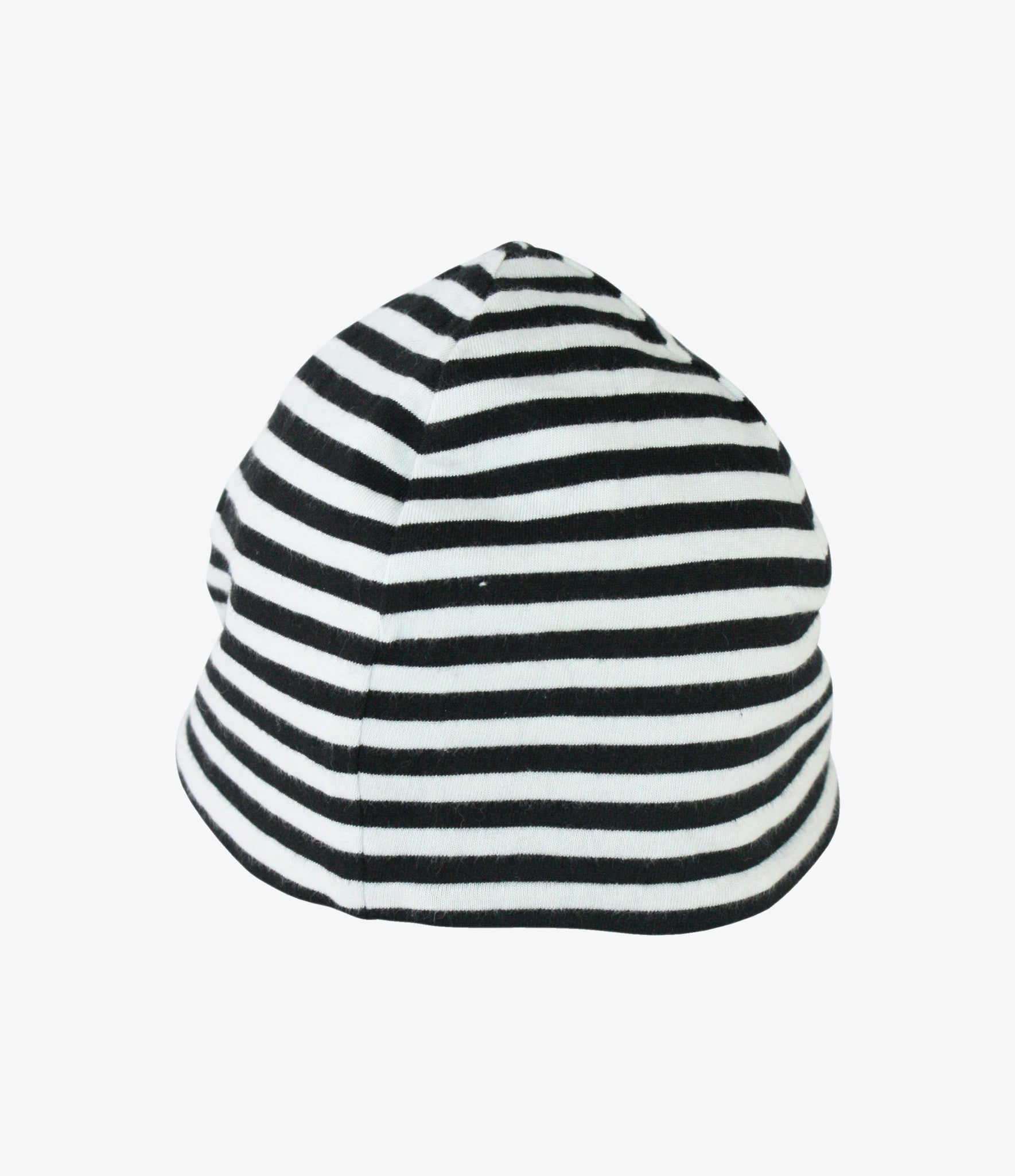 goat milk nyc stripe beanie, unisex, organic, baby, newborn, accessories, environmentally friendly