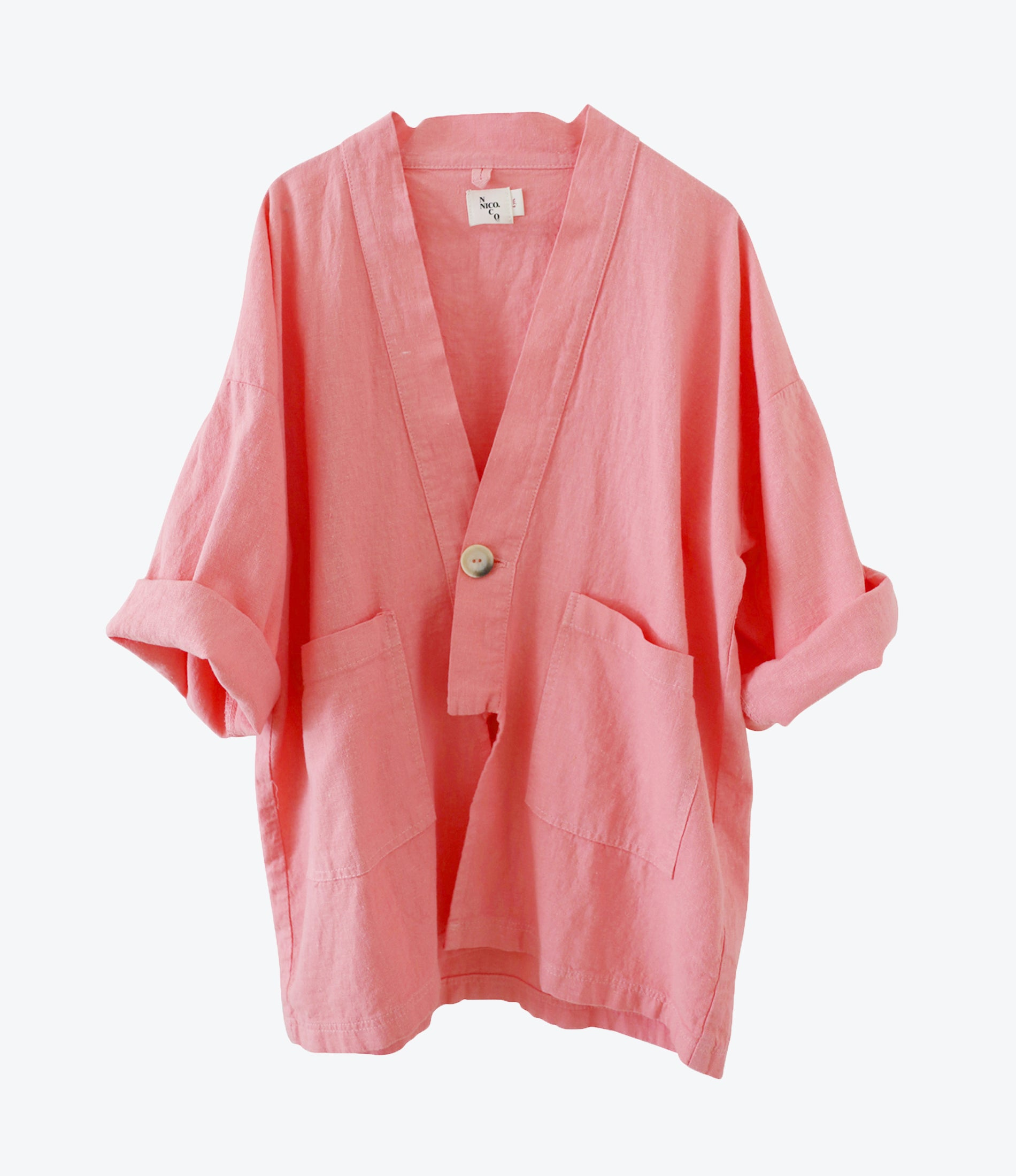 nico nico kimono jacket for girls, sustainable fashion, super cool pieces. Shop magnificent collection at Made mini store