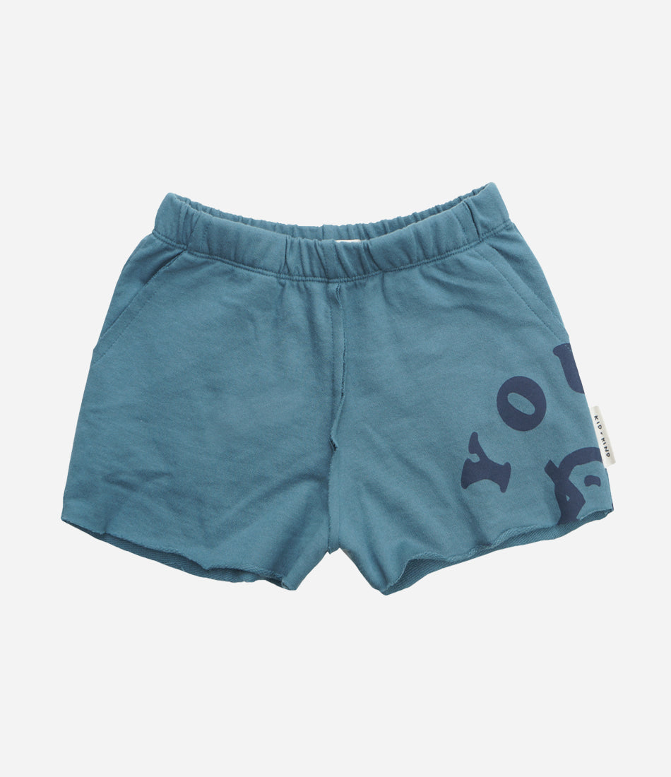 Kid + Kind Mockingbird Short, cool, casual, organic boys shorts. Available in NZ, Free NZ shipping, we ship worldwide. Best prices. Shop now Made Mini Store.