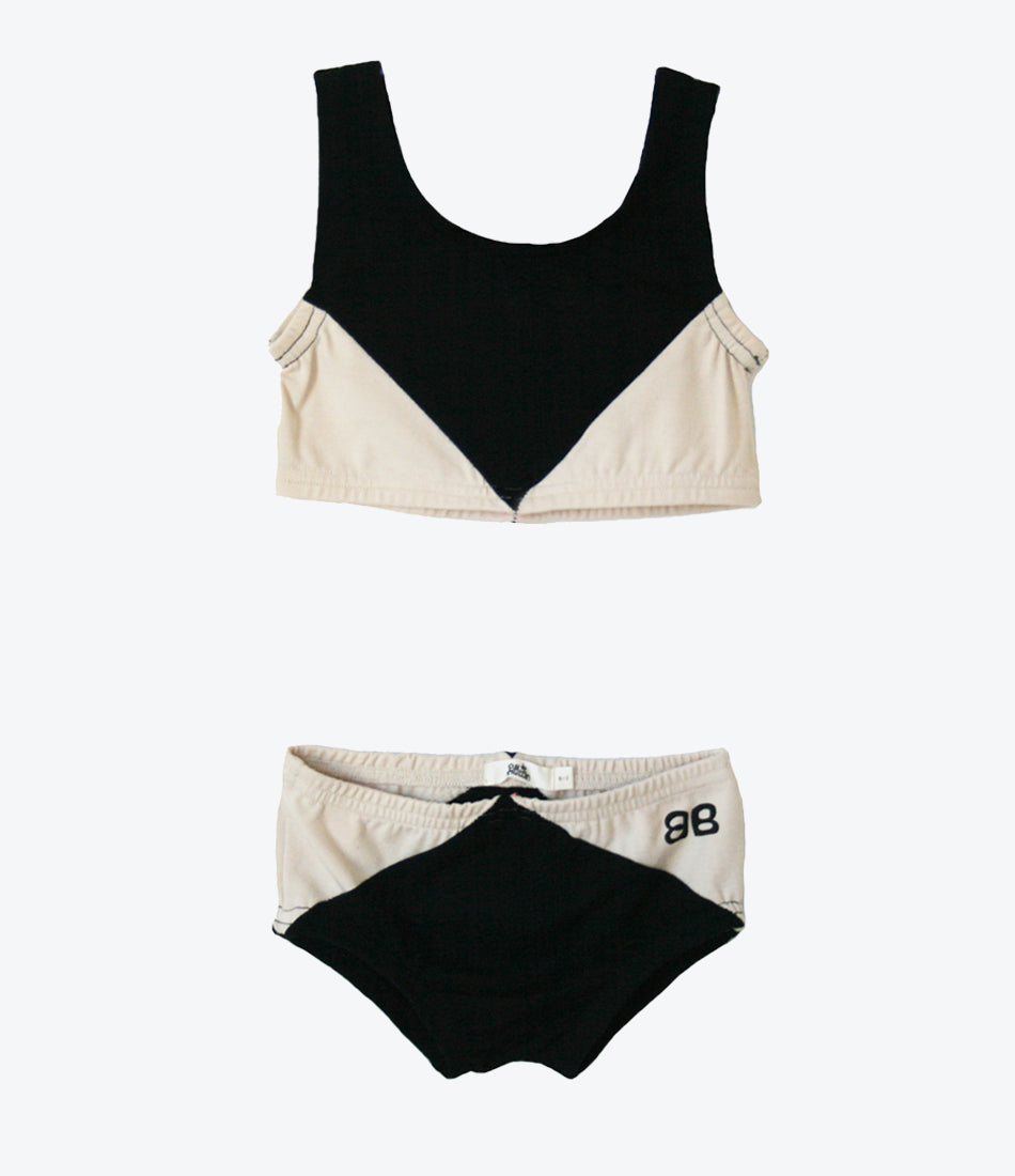 Find Bandy Button Nubi Swimsuit at Made Mini Store, Auckland Boutique for Children and Babies.