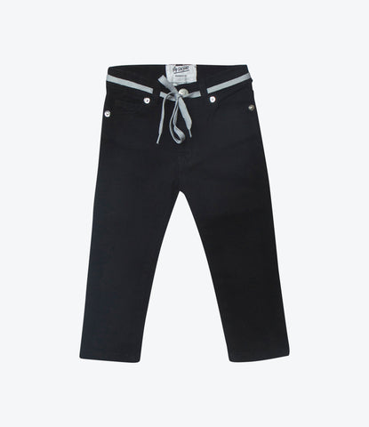 Pop Factory Jeans for Kids, boys and girls get amongst. Good quality black jeans for children. Shop now Made Mini, NZ