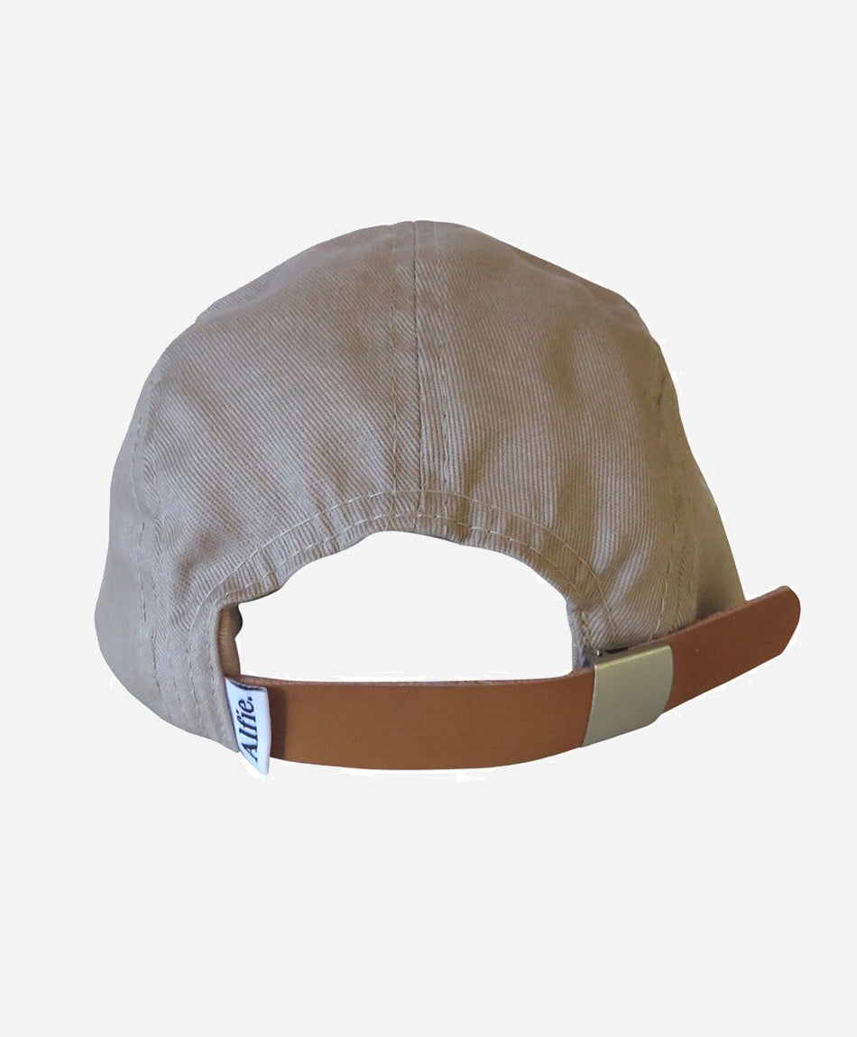 Tan / Beige 5 Panel Cap