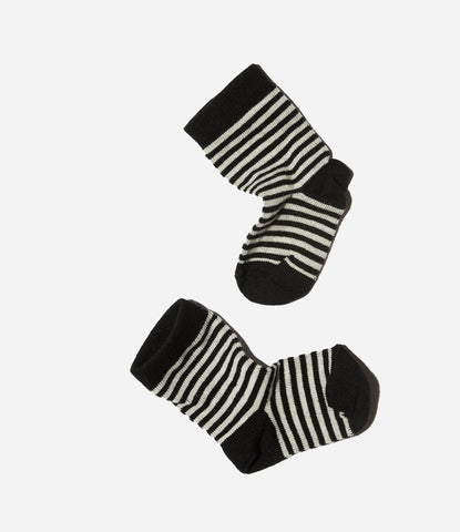 Baby Socks Black