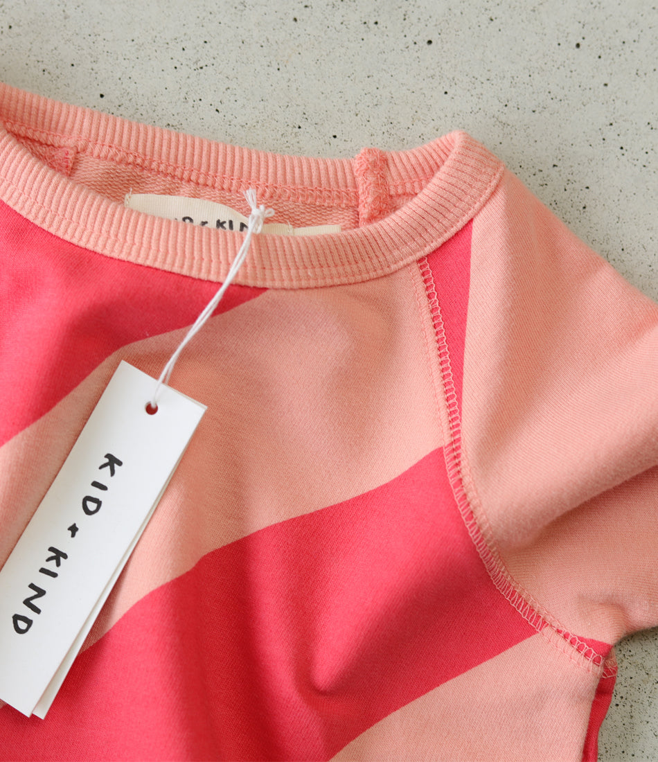 Candy Stripe Sweatshirt
