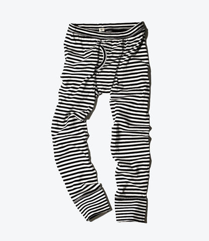 Goat milk, boys thermal pant, striped, winter, undergarments, organic, comfy, soft, must have, nz