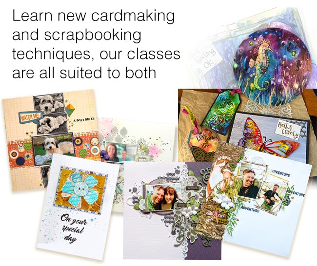 Great Classes and Crafts