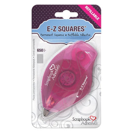 Adhesive - E-Z Square Refillable Dispenser - permanent (replaces 3L01600)
