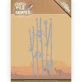 Dies - Amy Design - Wild Animals Outback - Bamboo Grass