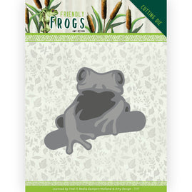 Dies - Amy Design - Friendly Frogs - Tree frog