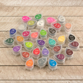 *Card Deco Essentials Pigment Ink Special - 3 + 1 of each pigment ink (32 colours)