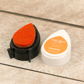 Card Deco Essentials Fade-Resistant Dye Ink Orange
