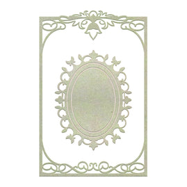 Chipboard - Elegant Frame Set (4pc)