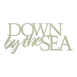 Chipboard - Down by the Sea (1pc)