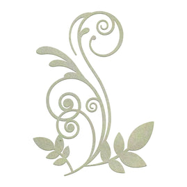 Chipboard - Classic Flourish (1pc)