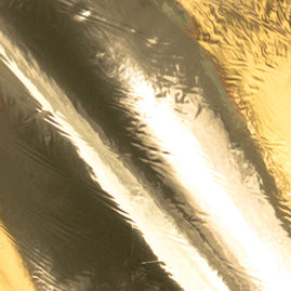 Foil - Gold (Pale Mirror Finish) - Heat activated