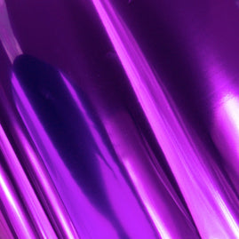 Foil - Purple (Deep Mirror Finish) - Heat activated
