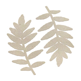 Chipboard - Christmas - Holiday Branches (2pc)