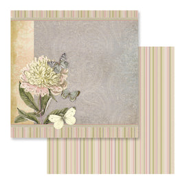 Paper - 12 x 12in - Butterfly Garden - Sheet 7 - 304.8 x 304.8mm | 12 x 12in