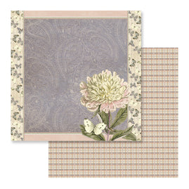 Paper - 12 x 12in - Butterfly Garden - Sheet 10 - 304.8 x 304.8mm | 12 x 12in