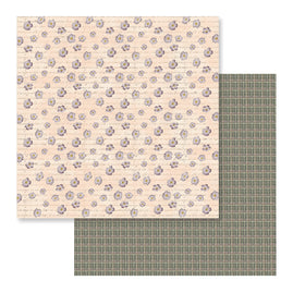 Paper - 12 x 12in - Butterfly Garden - Sheet 11 - 304.8 x 304.8mm | 12 x 12in