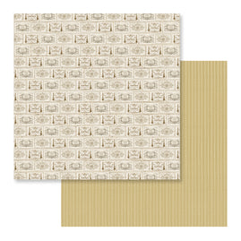 Paper - 12 x 12in - Butterfly Garden - Sheet 12 - 304.8 x 304.8mm | 12 x 12in
