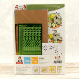 Dot & Do 3D Push Out Kit - Amy Spring Design - Garden