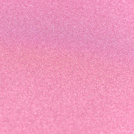 A4 Glitter Card 10 sheets per pack 250gsm - Baby Pink P*
