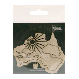 Chipboard - Sunburnt Country - Sunburnt Country(2pc)