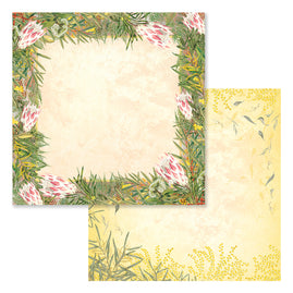 Paper - 12 x 12in Double Sided - Sweeping Plains Sheet 2 (5pc)