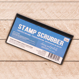 Stamp Scrubber - washable
