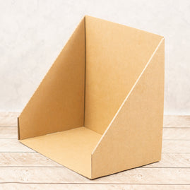 Cardboard Spatter Box  ( 270 x 170 x 260mm | 10.6 x 6.7 x 10.2in )