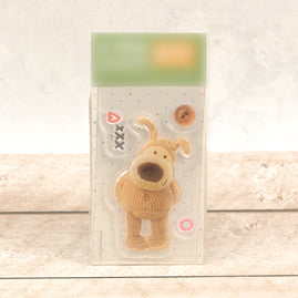Covermount - Boofle - clear stamps