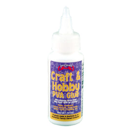 Adhesive - Craft and Hobby PVA Glue (50ml)