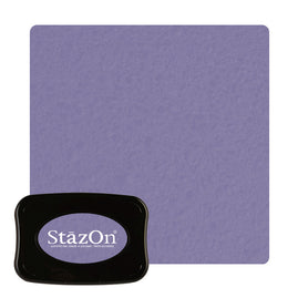 Staz On - Solvent Ink pad - Vibrant Violet