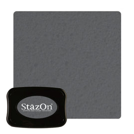 Staz On - Solvent Ink pad - Stone Gray