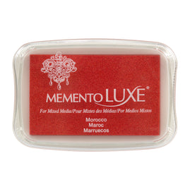 Memento Luxe - Ink Pad Morocco