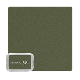 Memento Luxe - Ink Pad Olive Grove