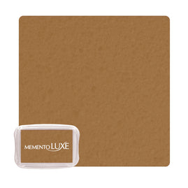Memento Luxe - Ink Pad Peanut Brittle