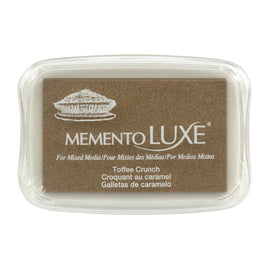 Memento Luxe - Ink Pad Toffee Crunch