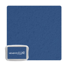 Memento Luxe - Ink Pad Bahama Blue