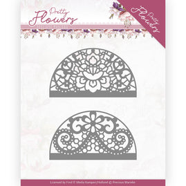 Dies - Precious Marieke - Pretty Flowers - Lace Circle