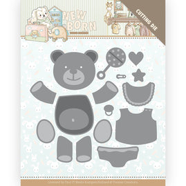 Dies - Yvonne Creations - Newborn - Build Up Bear