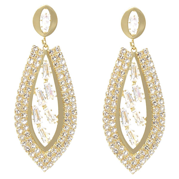 Conia Teardrop Earrings
