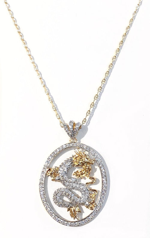 Super Dragon Necklace