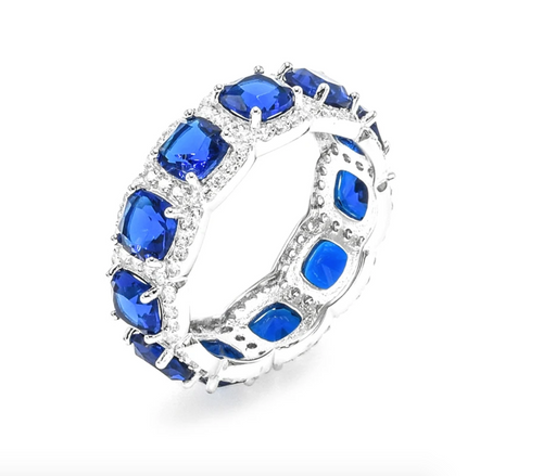 Blue Reese Ring