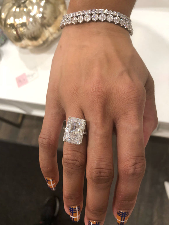 London Diamond Ring